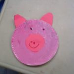 Pig crafts for preschoolers