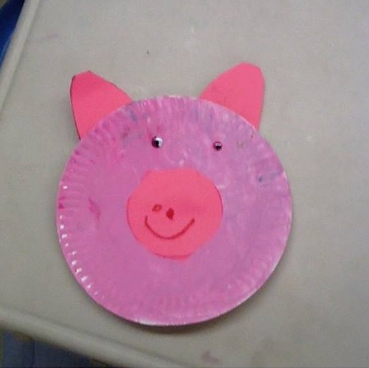 Photo of Pig crafts for preschoolers