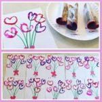 Valentine's day craft for preschoolers
