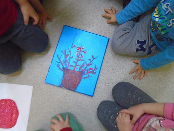 Photo of Plastic bottle painting